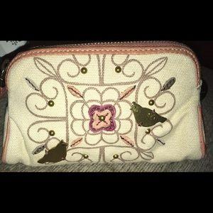 Fossil Cosmetic MakeUp Bag